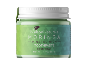 MINERAL RICH TOOTHPASTE, MORINGA