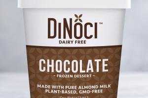 CHOCOLATE DAIRY FREE FROZEN DESSERT