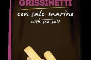 GRISSINETTI CON SALE MARINO WITH SEA SALT
