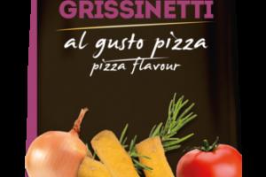 PIZZA FLAVOUR GRISSINETTI