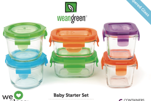 BABY STARTER SET CONTAINERS