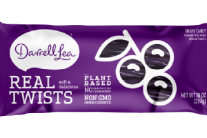 GRAPE CANDY REAL TWISTS