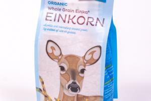 ORGANIC WHOLE GRAIN EINKORN