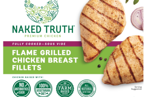 FULLY COOKED FLAME GRILLED CHICKEN BREAST FILLETS