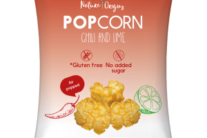 CHILI AND LIME POPCORN