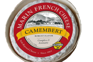 CAMEMBERT ROBUST FLAVOR SOFT-RIPENED CHEESE
