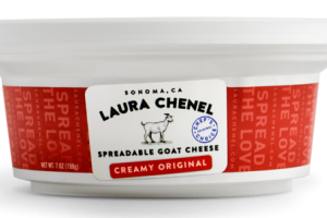 CREAMY ORIGINAL SPREADABLE GOAT CHEESE
