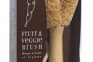 FRUIT & VEGGIE BRUSH