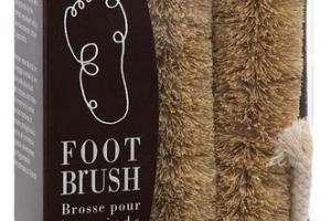 FOOT BRUSH, COCONUT