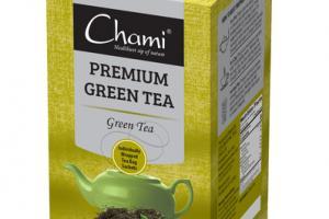 PREMIUM GREEN TEA BAG SACHETS