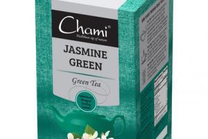 JASMINE GREEN TEA BAG SACHETS