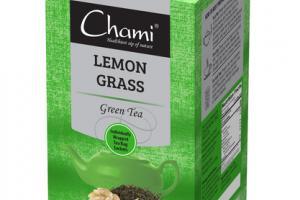 LEMON GRASS GREEN TEA BAGS