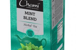 MINT BLEND HERBAL TEA BAG SACHETS