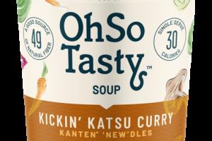 KICKIN' KATSU CURRY SOUP