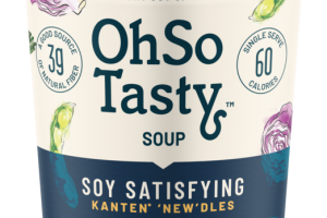 SOY SATISFYING SOUP