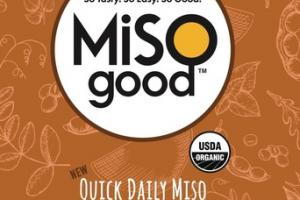 BROWN RICE QUICK DAILY MISO SOUP BASE