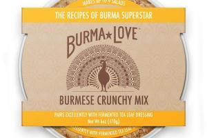 BURMESE CRUNCHY MIX