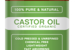 100% PURE & NATURAL CASTOR OIL