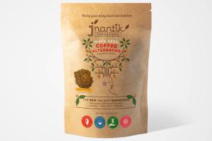 COFFEE ALTERNATIVE ROASTED & GROUND MAYA SEED