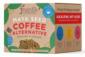 MAYA SEED ROASTED & GROUND COFFEE ALTERNATIVE