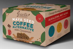 MAYA SEED COFFEE ALTERNATIVE WITH CINNAMON