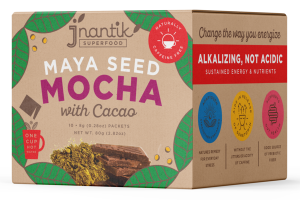 MOCHA MAYA SEED WITH CACAO