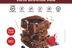 TRULY KETO BROWNIE MIX