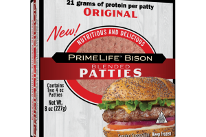 ORIGINAL BLENDED PATTIES