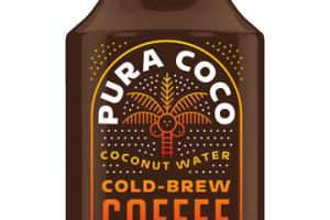 COCONUT WATER NITRO COLD-BREW COFFEE