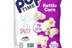 SWEET & SALTY KETTLE CORN WITH HIMALAYAN PINK SALT
