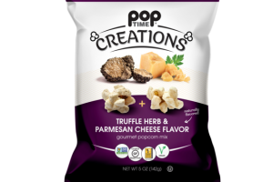 TRUFFLE HERB & PARMESAN CHEESE FLAVOR GOURMET POPCORN MIX