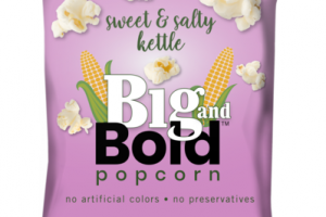 SWEET & SALTY KETTLE POPCORN