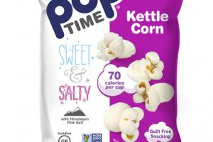 SWEET & SALTY WITH HIMALAYAN PINK SALT KETTLE CORN