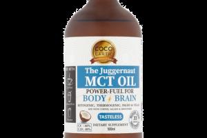 TASTELESS THE JUGGERNAUT MCT OIL BODY BRAIN DIETARY SUPPLEMENT