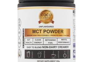 MCT POWDER DIETARY SUPPLEMENT, UNFLAVORED