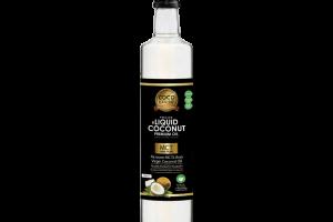 100% PURE MCT PRESSED LIQUID COCONUT PREMIUM OIL