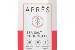 SEA SALT CHOCOLATE DRINK