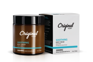 EXTRA STRENGTH SOOTHING BODY CREAM, UNSCENTED