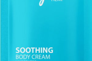 SOOTHING DAILY DOSE FULL SPECTRUM HEMP EXTRACT 50 MG ACTIVE CANNABINOIDS BODY CREAM, UNSCENTED