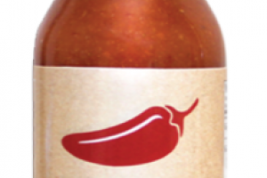 GHOST PEPPER FINE HOT SAUCE