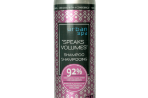 """SPEAKS VOLUMES"" SHAMPOO"