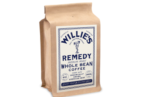MEDIUM ROAST WHOLE BEAN COFFEE