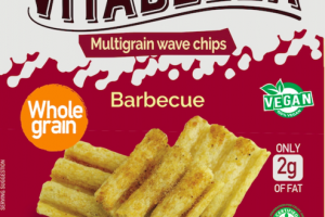 BARBECUE MULTIGRAIN WAVE CHIPS