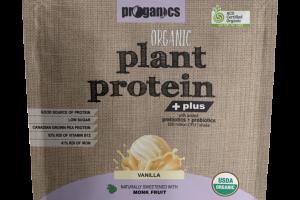 VANILLA PLANT PROTEIN SHAKE