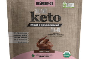 CHOCOLATE KETO MEAL REPLACEMENT SHAKE