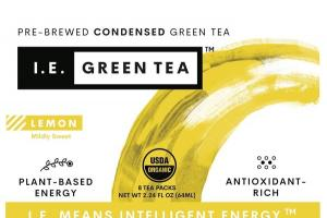 LEMON PRE-BREWED CONDENSED GREEN TEA