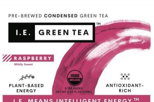RASPBERRY PRE-BREWED CONDENSED GREEN TEA