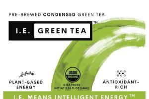 PRE-BREWED CONDENSED GREEN TEA