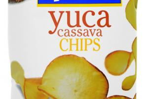 ORIGINAL YUCA CASSAVA CHIPS