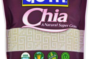CHIA A NATURAL SUPER GRAIN